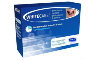 N°1 WhiteCare Box - Photo de la boîte